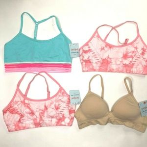 Tween Girl Bras Size 30A Small - Cat & Jack (I641)